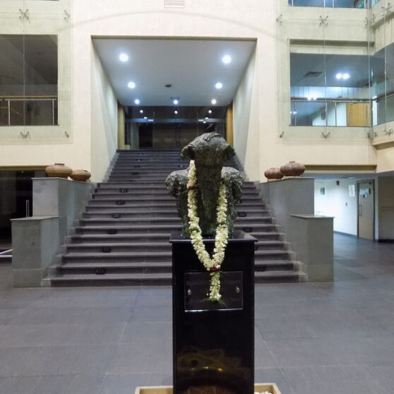 800px-Tagore_Statue_in_ICCR